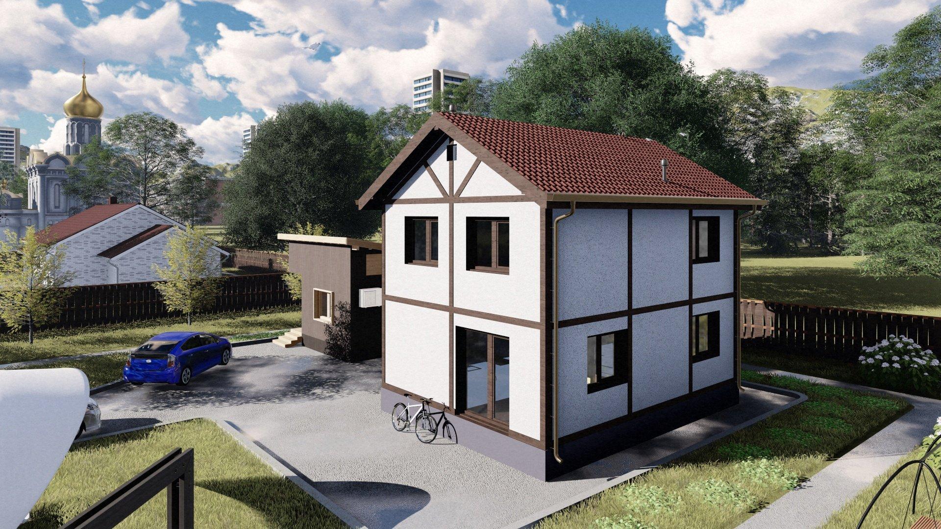 Проект дома «Александровск»